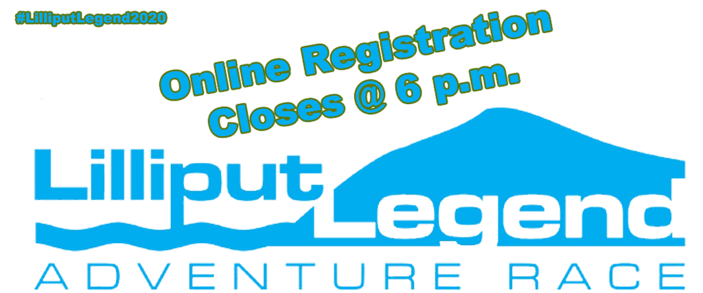 Online Registration Closes at 6 p.m.